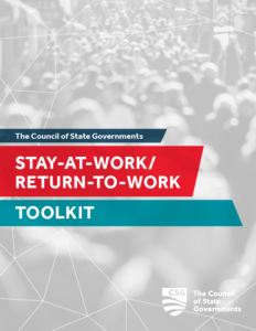 Stay-At-Work/Return-to-Work Toolkit Cover