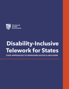 Disability-Inclusive Telework for States